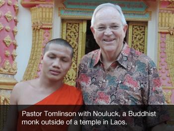 Pastor-Cambodia